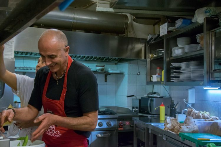 Chef Alberto Ristoranti Le Rune