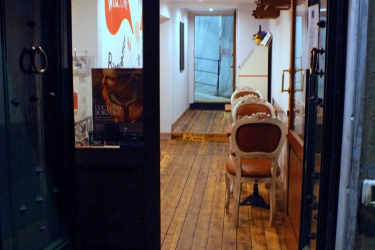 Entrata ristorante le rune
