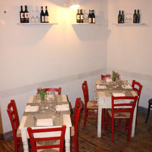 Tavoli ristorante Le Rune