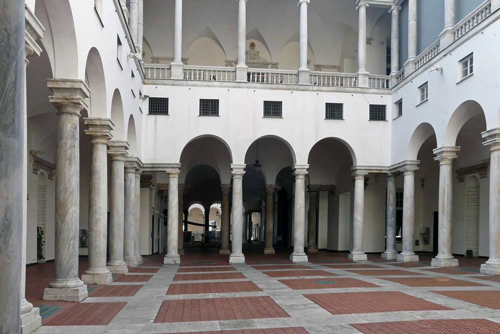 Palazzo Ducale Piazza De Ferrari