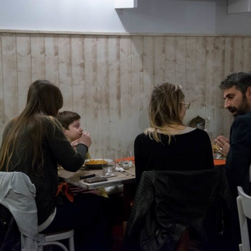 In famiglia a Le Rune