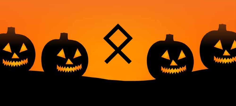 Halloween a Le Rune