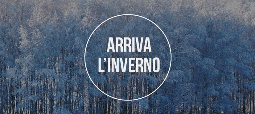 Menu Le Rune Autunno inverno 2017